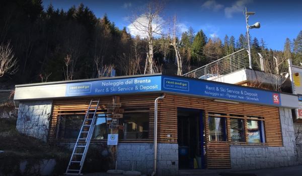 noleggio del brenta madonna di campiglio sci a noleggio